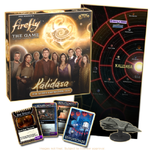 Firefly : The Game - Kalidasa